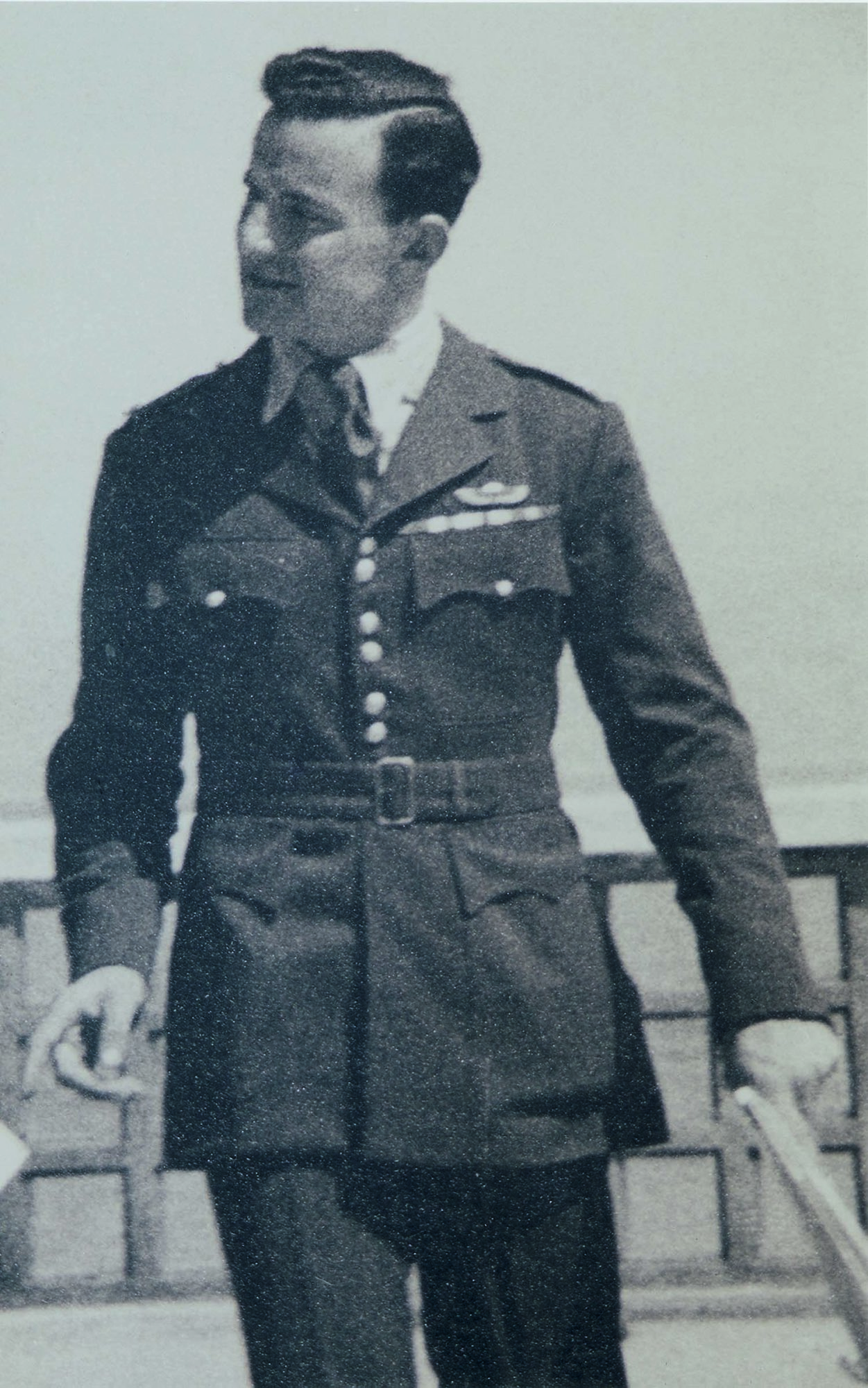 Black and white photograph of George Jellicoe, 2nd Earl Jellicoe